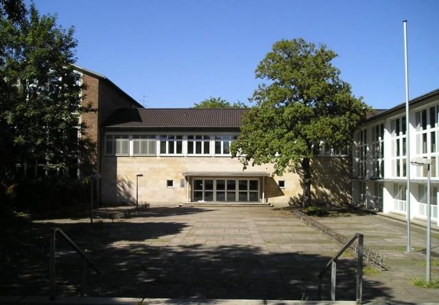 Annette von Droste Hülshoff Gymnasium bild