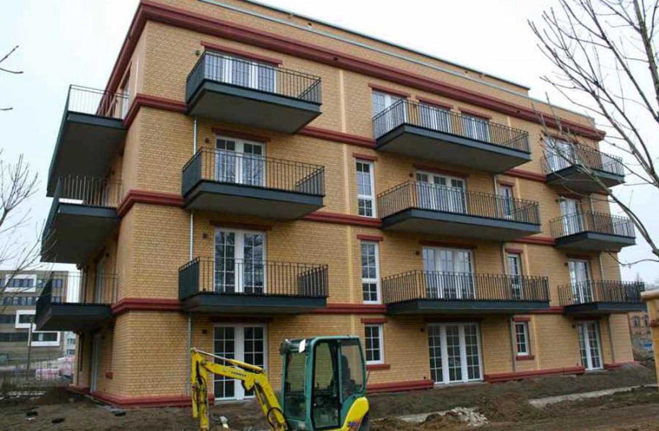 Neubau Beaufort-HausBild