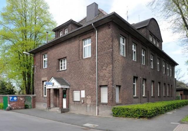 Polizei UlmenalleeBild