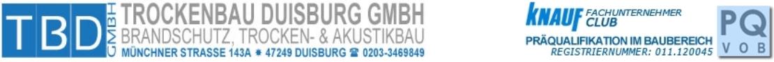 Trockenbau-Duisburg