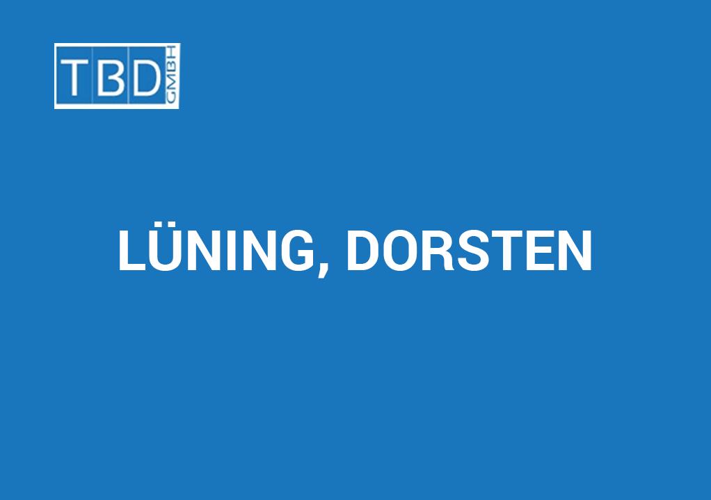 Lüning, Dorsten